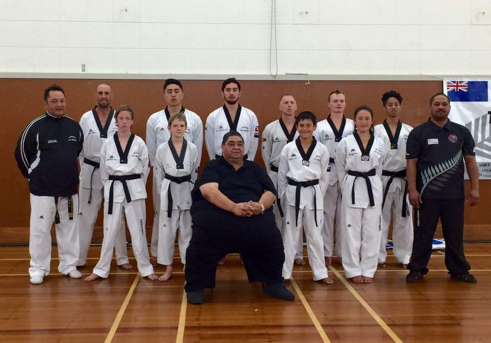 Taekwondo Te Puke Memorial Hall